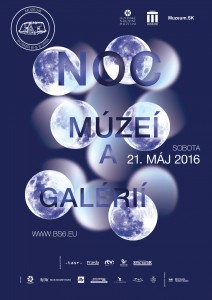 Noc múzeí a galérí 2016