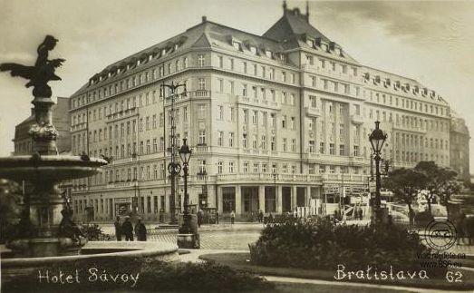 Hotel Savoy - 1930